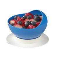 Ableware 745340000 Scooper Bowl with Suction Base by Maddak