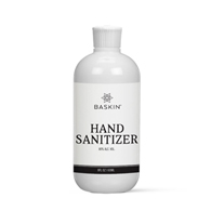 Baskin Hand Sanitizer-80% Alcohol