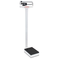 Detecto 437 450 lb Capacity Eye Level Physician Beam Scale