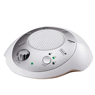 Homedics SS-2000 Sound Spa Portable